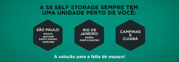 unidades da self storage