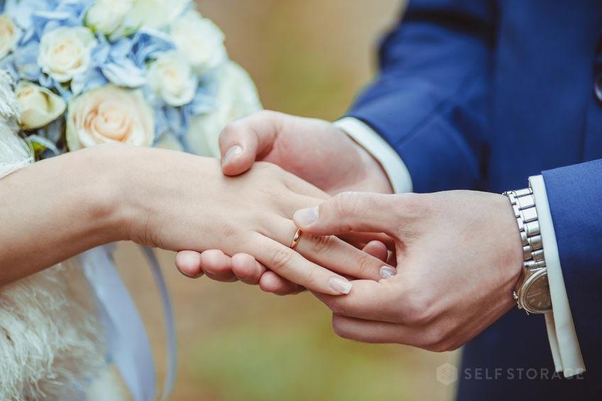 Ter um local adequado para guardar seus presentes de casamento é garantia de tranquilidade