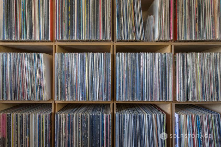 Saiba como guardar e proteger sua coleção de discos de vinil