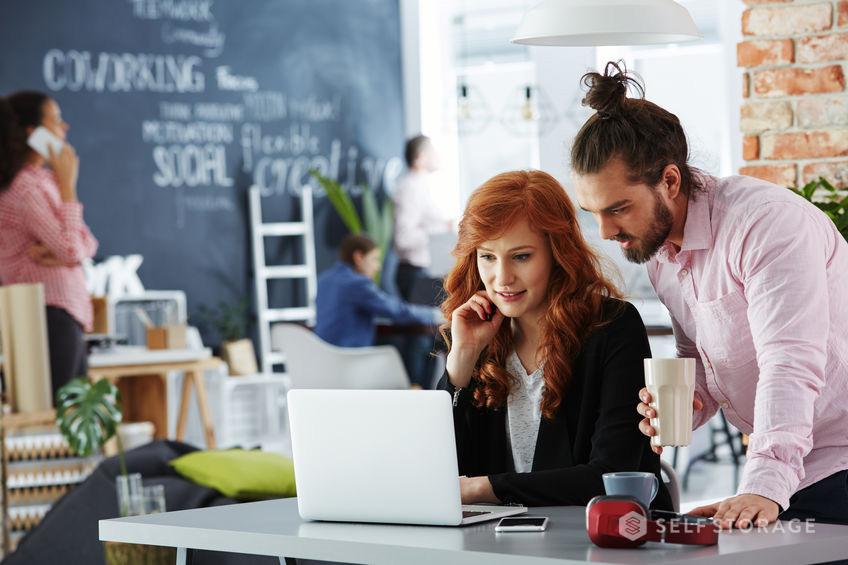 Coworking e Self Storage: parceria perfeita